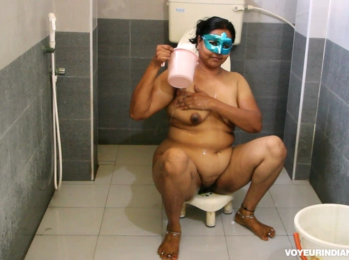 Real Indian Aunty Shower Porno Exclusive Video